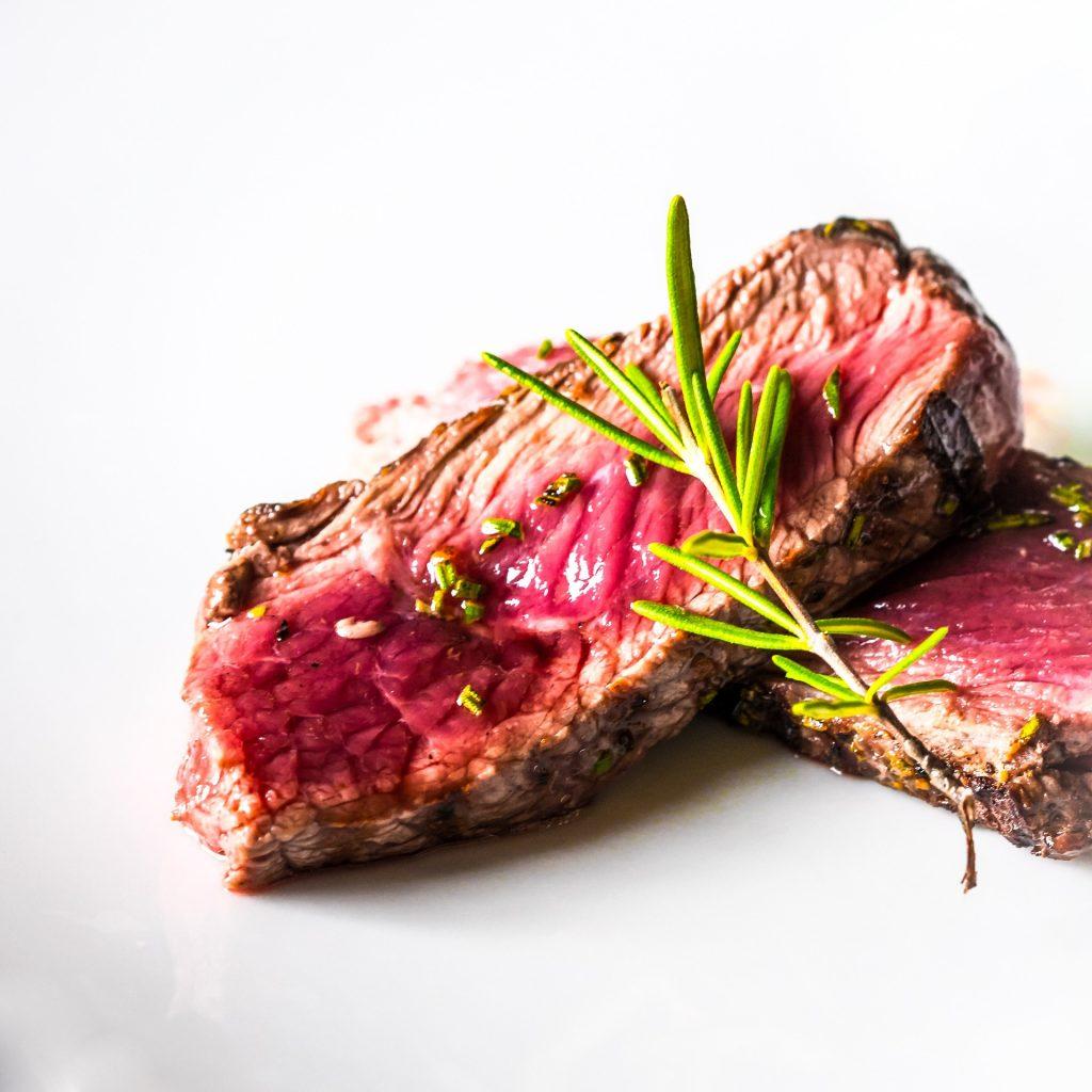 Ingesta recomendada de proteínas.