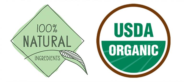 ¿Los alimentos naturales son más saludables?