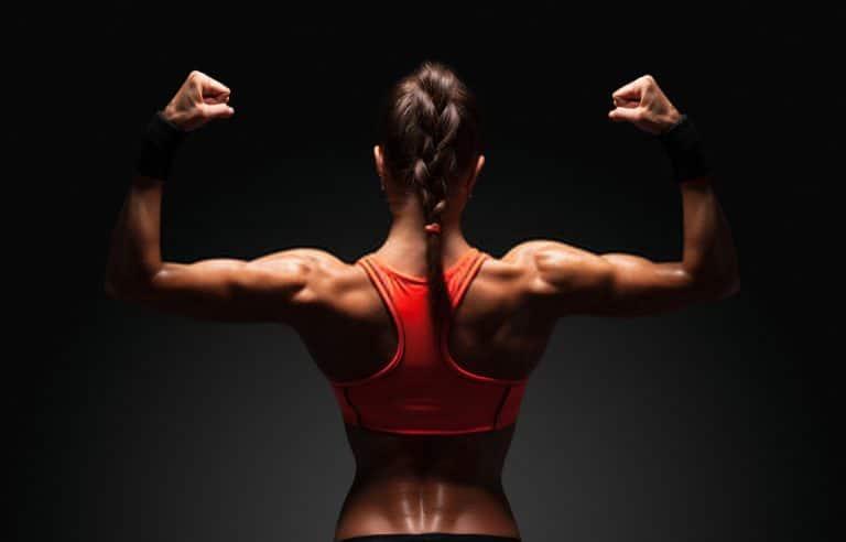 Conexión mente músculo glúteos