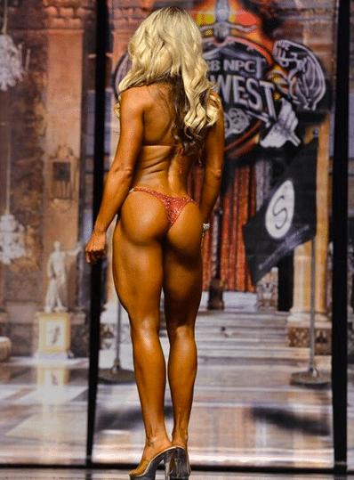 IFBB PRO bikini fitness
